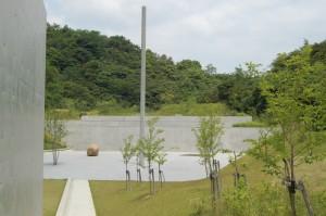 直島 リ・ウーハン美術館