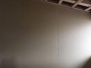 津島福居の家 壁