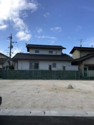 白楽町の家 地盤改良