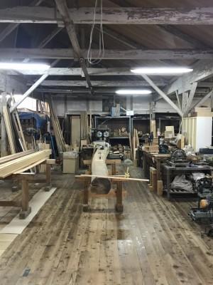 原建築 加工場
