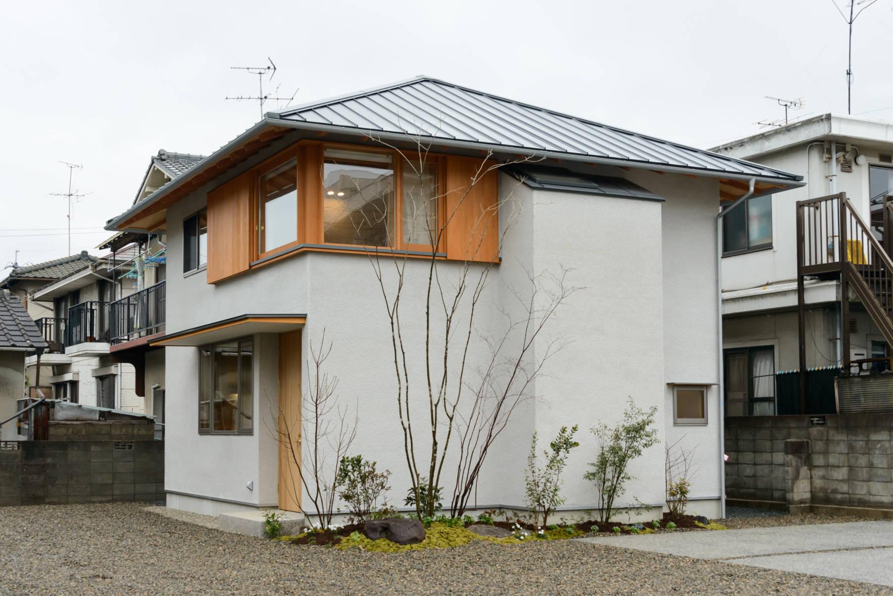 国府市場の家 終の棲家の狭小住宅