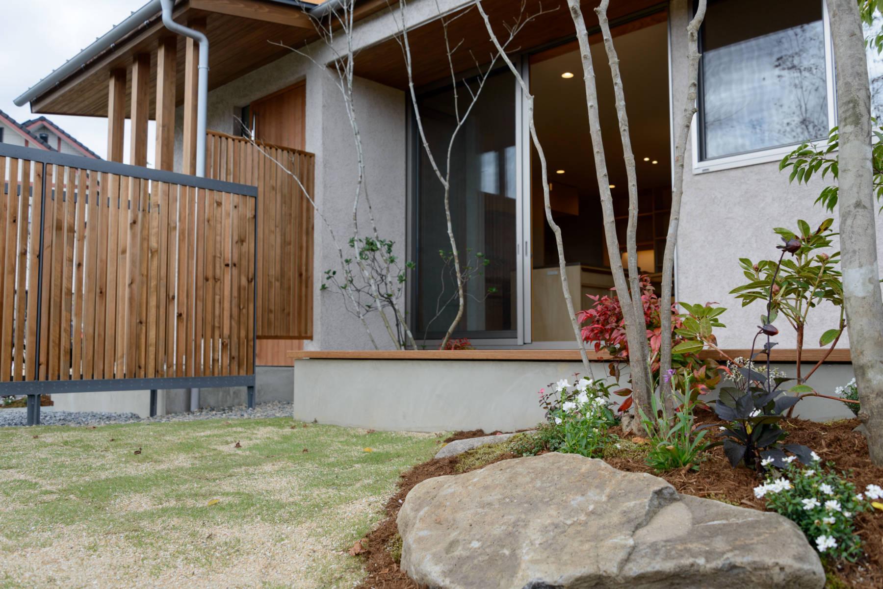 Okayama M.K_House 造作キッチンのパッシブな家