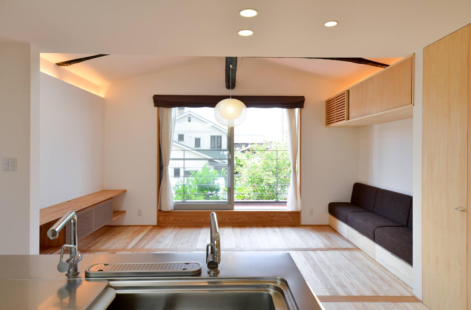 OSAFUNE M_House 二世帯住宅のリノベーション